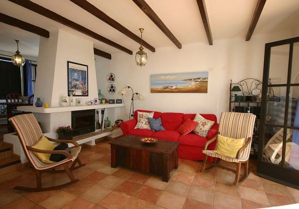 Apartment in Cala Anguila