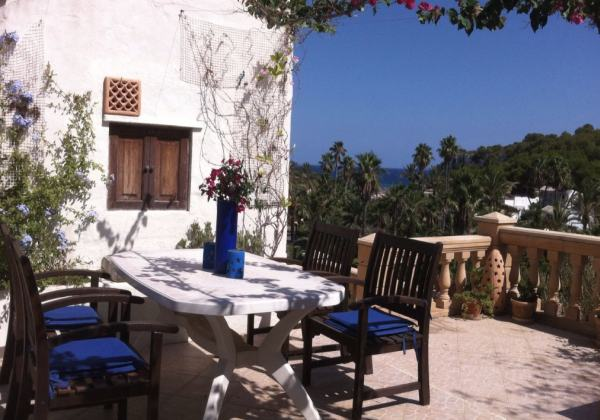Detached house in Cala Romantica