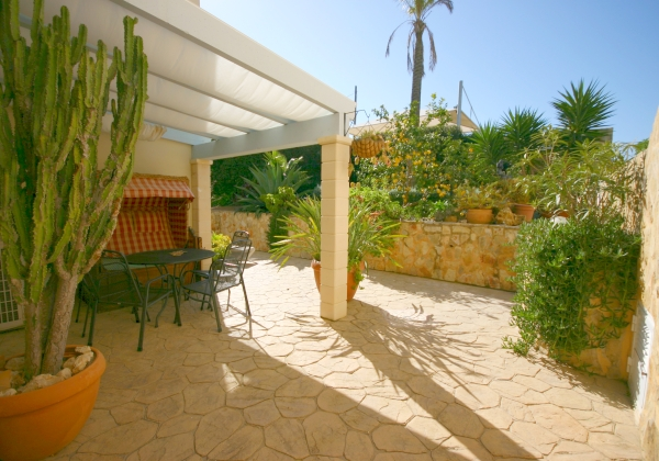 Penthouse Apartment in Cala Mandia